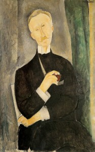 Le plus important collectionneur de Modigliani à l'époque