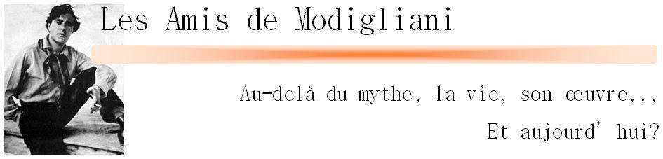 Les Amis de Modigliani
