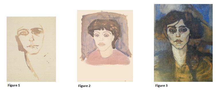 Lavis, aquarelle et huile de Maud Abrantès